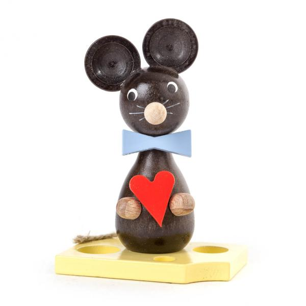 mouse with heart